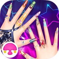 Princess Sandy: Manicure Salon