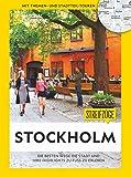 National Geographic Reiseführer: Streifzüge Stockholm. Die besten Stadtspaziergänge um alle Highlights zu Fuß zu entdecken. Mit Karten.
