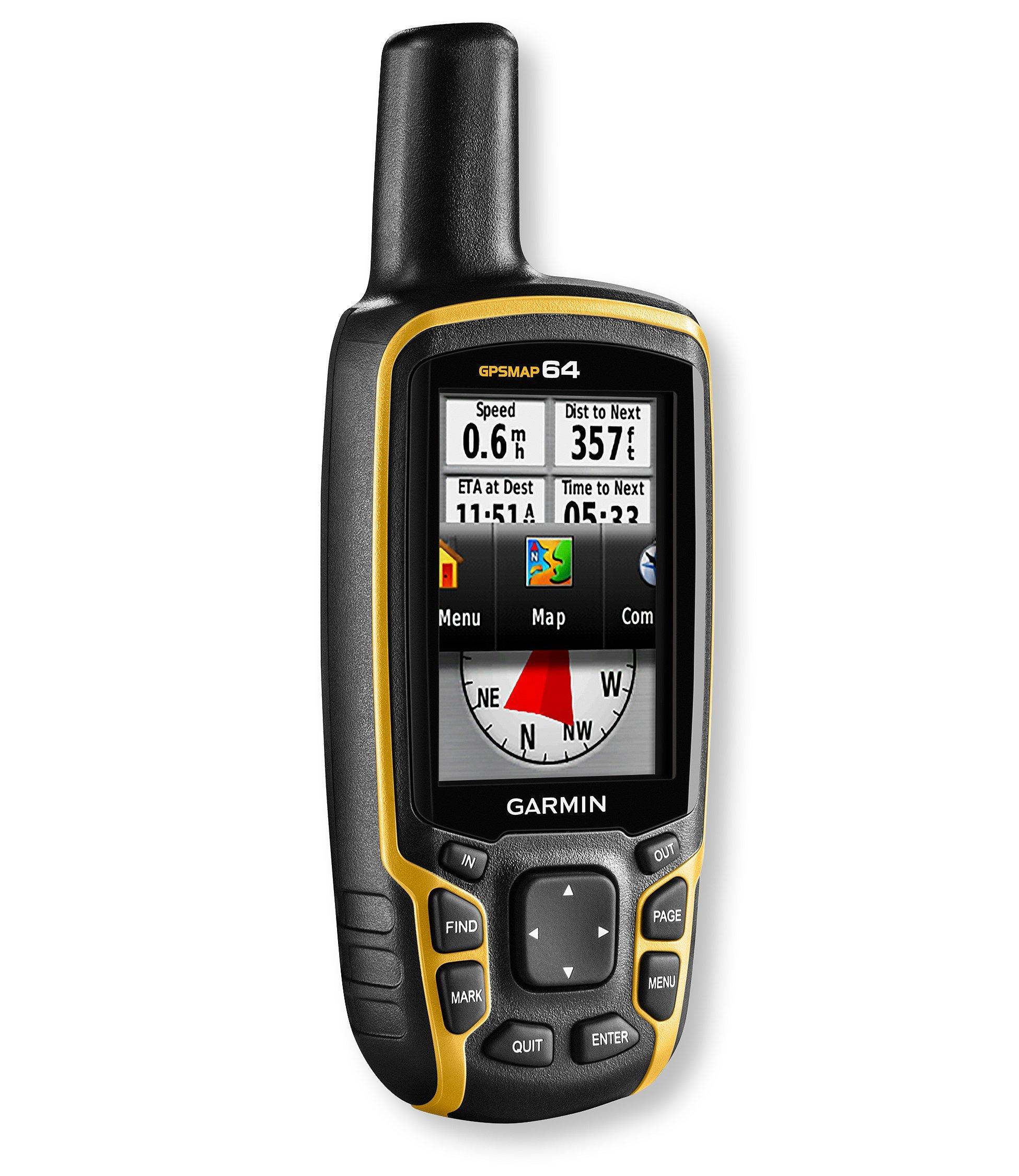 Garmin GPSMAP 64 Handheld Navigator 3