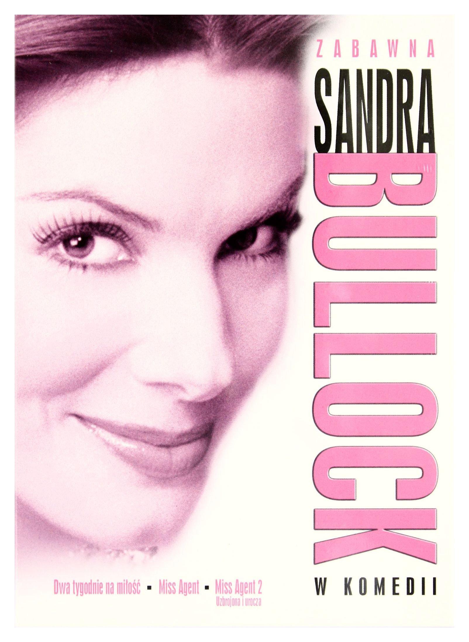 HILARIOUS SANDRA BULLOCK-ZABAWNA SANDRA BULLOCK W KOMEDII