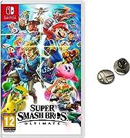 Super Smash Bros. 2 Ultimate + Pin (Nintendo Switch)