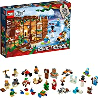 LEGO 60235 City Adventskalender, Bauset, bunt
