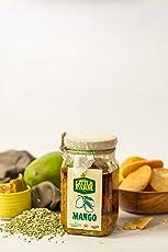 Punjabi Style Mango Pickle with Saunf/Aam Ka Achar 400 gm - Homemade, Farm fresh, Preservative Free & Traditional Taste