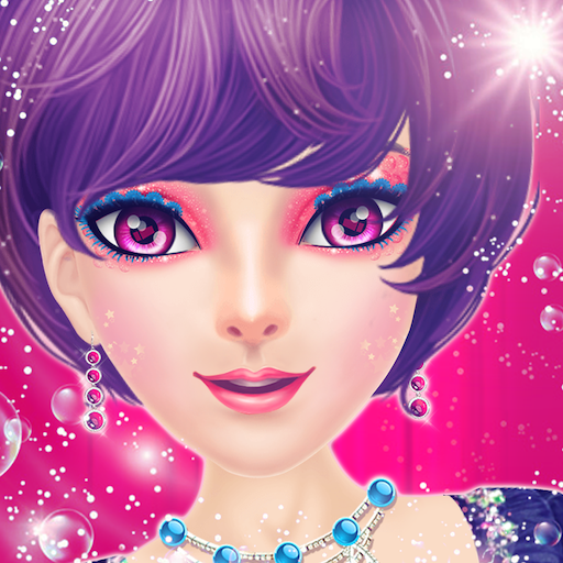 Prom Girl Makeover Fun - Spa, Makeup and Dress Up Game for Kids - Prom Salon Game -