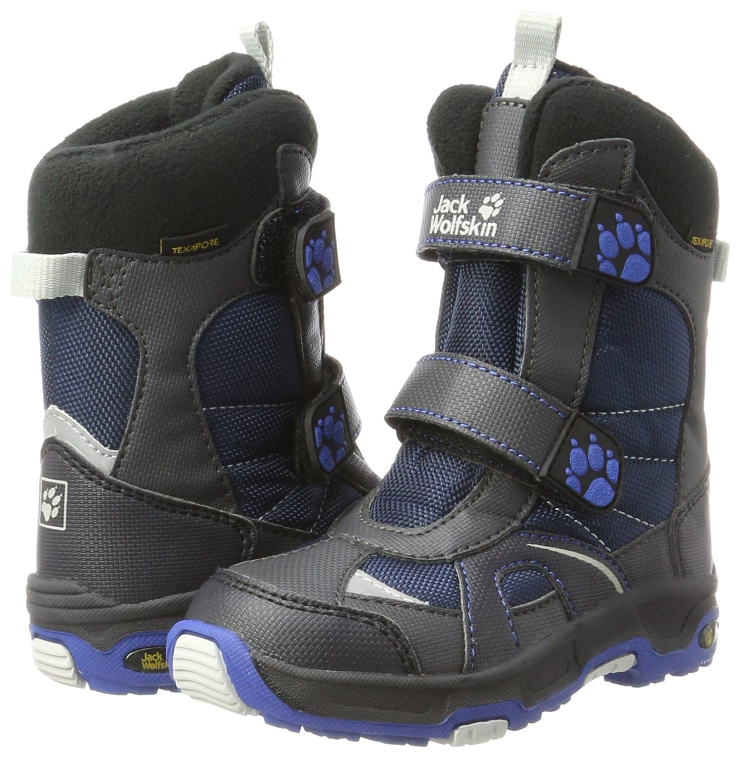 Jack Wolfskin Boy's S Polar Bear Texapore Snow Boots Child 5