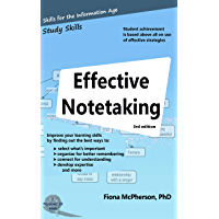 Effective Notetaking (Study Skills Book 1) (English Edition)