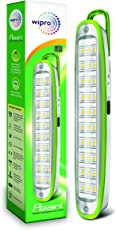 Wipro Pearl Rechargeable Emergency LED Lantern (Green)