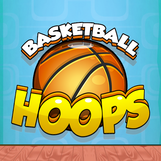 Basketball Hoops: Thumb Tosses Ball Game (Handbrake-software)