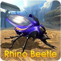 Rhino Beetle Simulator
