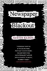 Newspaper Blackout (English Edition) Formato Kindle