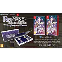 Re: Zero - The Prophecy of The Throne Standard Edition