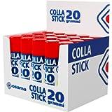Osama S.p.A. Colla Stick, 20 gr, confezione da 20 pezzi