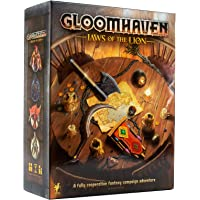 Cephalofair Games 501 - Gloomhaven - Jaws of the Lion