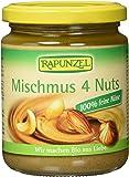 Rapunzel Mischmus 4 Nuts, 1er Pack (1 x 250 g) - Bio