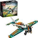 LEGO 42117 Technic AviondeCourse Avion à réaction 2 en 1 Jeu de Construction pour Les Enfants de 7 Ans
