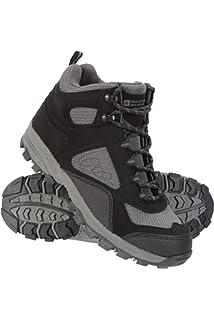 Jack Walker Mens Walking Waterproof Boots Lightweight Vent Breathable Hiking Trekking Shoes JW9255