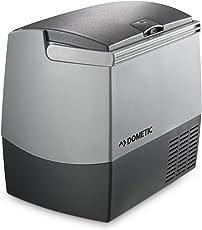 Dometic CoolFreeze CDF 18, tragbare elektrische Kompressor-Kühlbox/Gefrierbox, 18 Liter, 12/24 V für Auto, Lkw oder Boot mit Batteriewächter