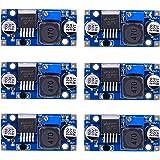 6 Pack LM2596 DC à DC Convertisseur abaisseur 3.0-40V à 1.5-35V Alimentation Abaisseur Module