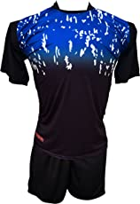 AURION 1PC Jersey with Shorts Football Club Soccer Kit 1 Set