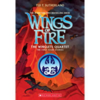 The Winglets Quartet (The First Four Stories) (Wings of Fire) (English Edition)