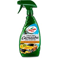 Turtle Wax Express Shine Carnauba Spray Car Wax, 16 Oz