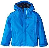 Columbia Wasserdichte Jacke für Jungen, Watertight Jacket, Polyester, dunkelbla
