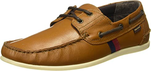 Red Tape Men's Boat Shoes