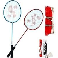 Silver's Kids SIL-SM-JR-Combo-6 Aluminum Badminton Set