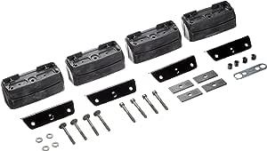 Thule 3044 Montage Kit Für Rapd Fixpoint Xt Fixpunktfußsatz 751 Sport Freizeit