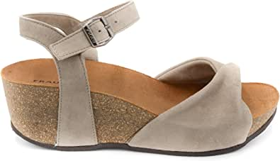 FRAU Sandalo Donna in Camoscio 59A2