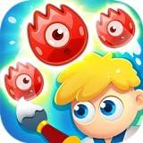 Monster Busters: Link Flash | 3-verlinken-Spiele