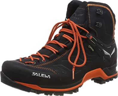 SALEWA Ms Mountain Trainer Mid Gore-Tex, Scarponi da Trekking e da Escursionismo Uomo
