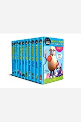 Learn to Read with Reading Eggs Box Set 3: Lessons 21–30 Kindle Edition