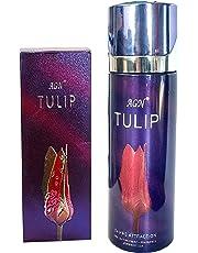 AGN Tulip Deodorant and Perfume | Combo of 2