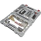 Bosch Professional Bits/borr premium set (betongborr, kakelborr, universalhållare, djupstopp, spärrskruvdragare titan nitrid