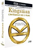 Kingsman : Services secrets + Kingsman 2 : Le Cercle d'Or [4K Ultra HD + Blu-ray + Digital HD] [4K Ultra HD]