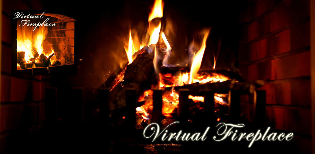 Fireplace Design fireplace screensaver : Virtual Fireplace: Amazon.co.uk: Appstore for Android