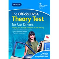 The official DVSA theory test for car drivers…