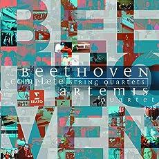 Beethoven: Complete String Quartets + Op.74