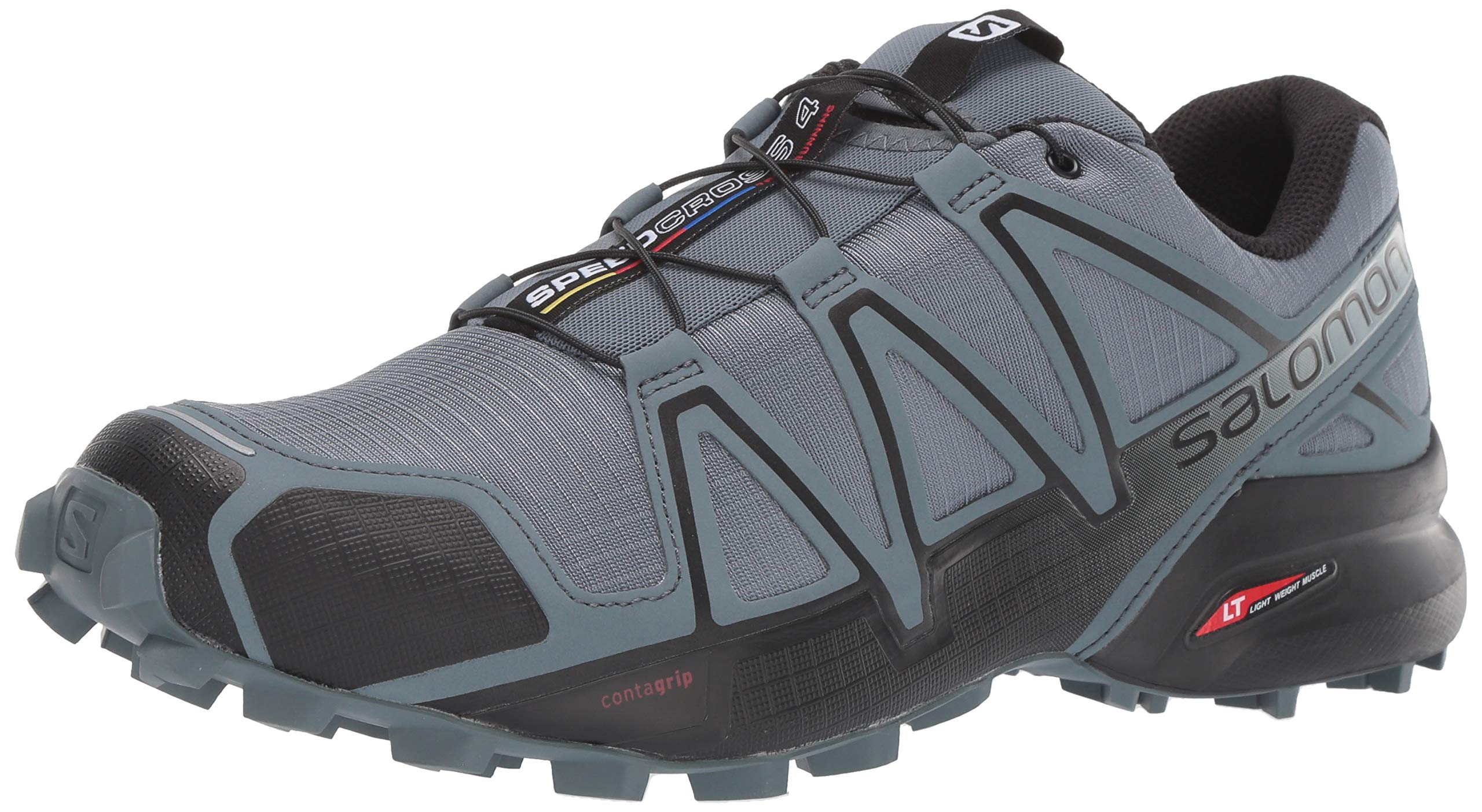 SALOMON Speedcross 4, Scarpe da Trail Running Uomo 6 spesavip