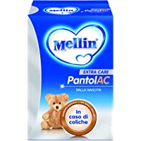 Mellin Latte in Polvere Pantolac - 600 g