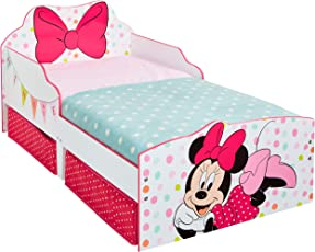 Disney Minnie Girl''s and Boy's Bed and Storage