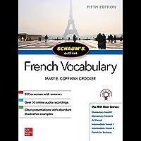Schaum's Outline of French Vocabulary, Fifth Edition (Schaum's Outlines)