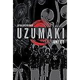 Uzumaki (3-in-1 Deluxe Edition): Includes vols. 1, 2 & 3 (Junji Ito)