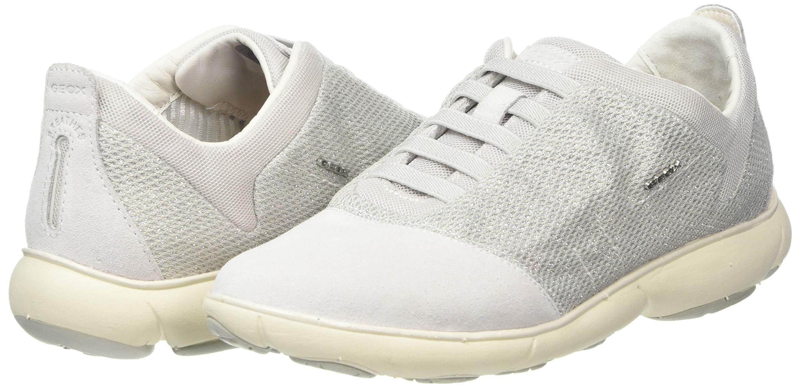Geox Damen D Nebula C Sneaker 5