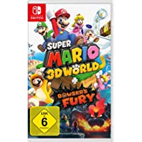 Super Mario 3D World + Bowser's Fury [Nintendo Switch]