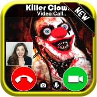 Video Live Call From Creepy Scary Clown Killer - Free Fake Phone Calls ID PRO 2019 - PRANK GAME
