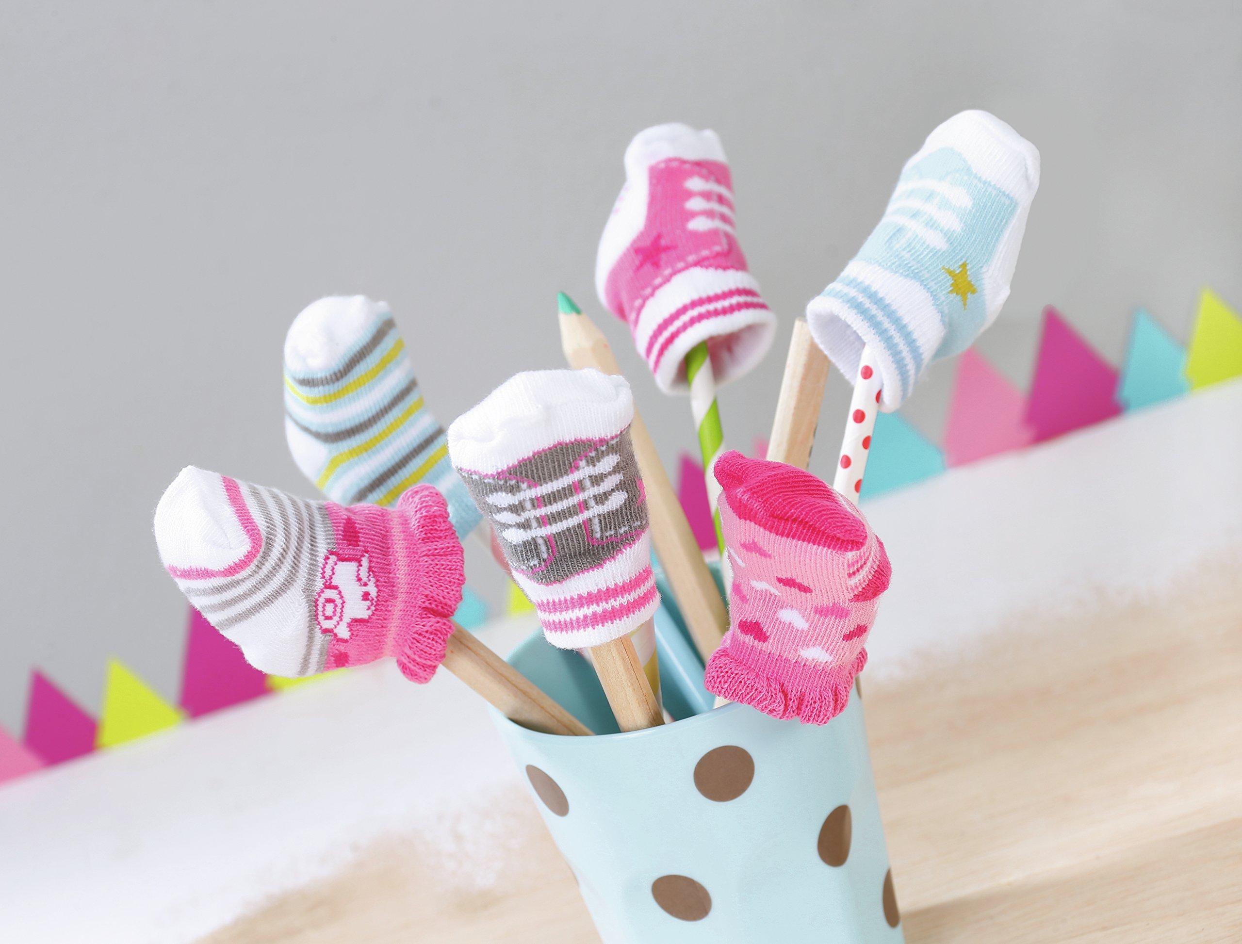 BABY born Socks, 2 pack Calcetines de muñeca - Accesorios para muñecas (2 pack, Calcetines de muñeca, 3 año(s… 3