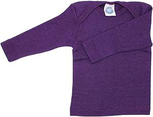 Cosilana Baby Schlupfhemd Wolle/Seide von Wollbody®