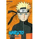 Naruto (3-in-1 Edition), Vol. 15: Includes vols. 43, 44 & 45: Volume 15